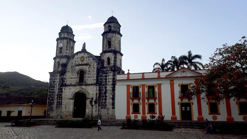 Church in Paicol