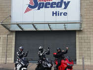 Speedy - Ireland