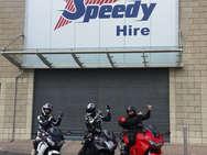Speedy - Ireland