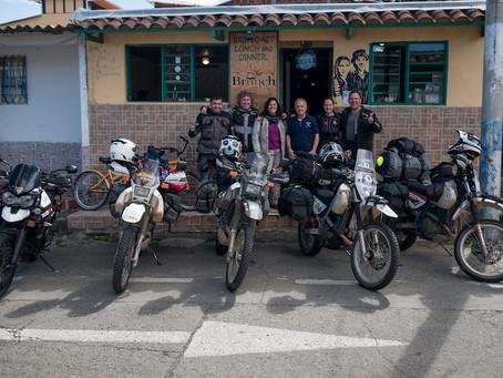 Week 20 - Salento to San Agustin