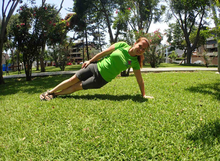 Planking Galore!