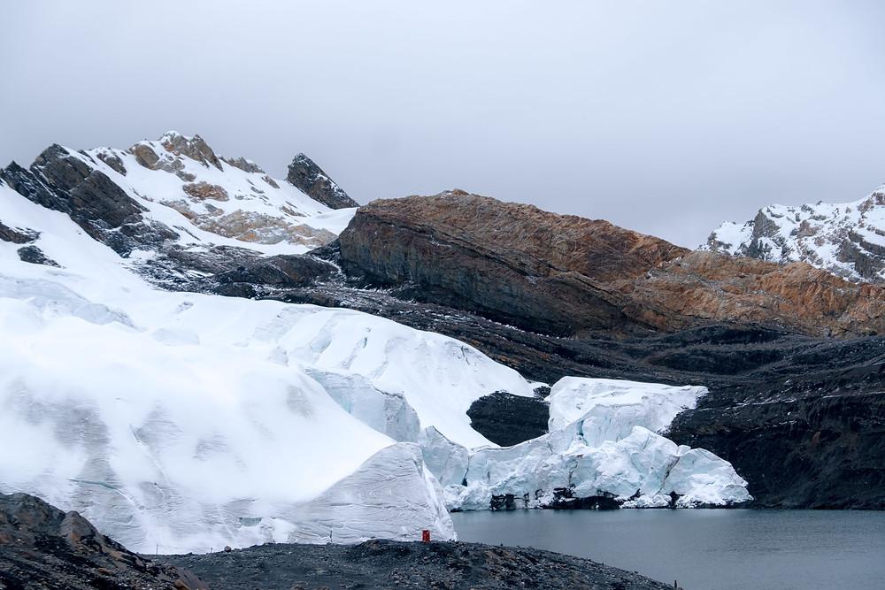 Pastarouri Glacier, Peru