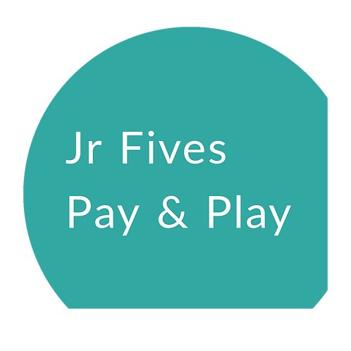 Fives Pay & Play Junior - Non-member