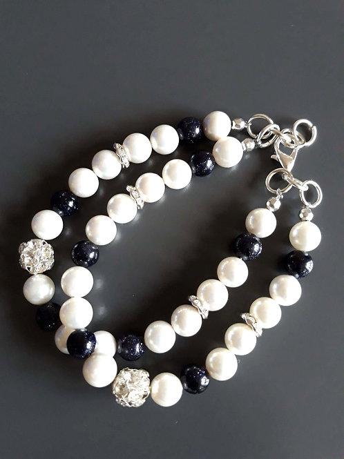 kairo night and pearl bracelet