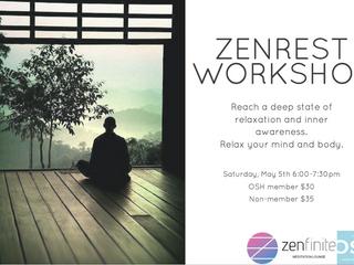ZENREST Workshop