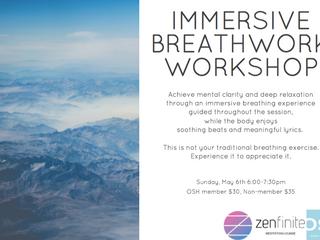 Immersive Breathwork Workshop