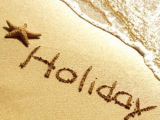 Holiday Schedule Update