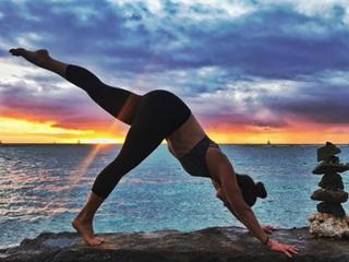 Yoga Basics with Allison!
