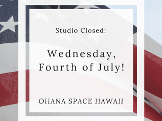 Closed: Fourth of July