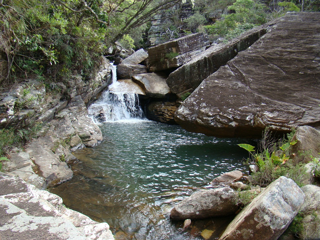 Cachoeira Grão Mogol