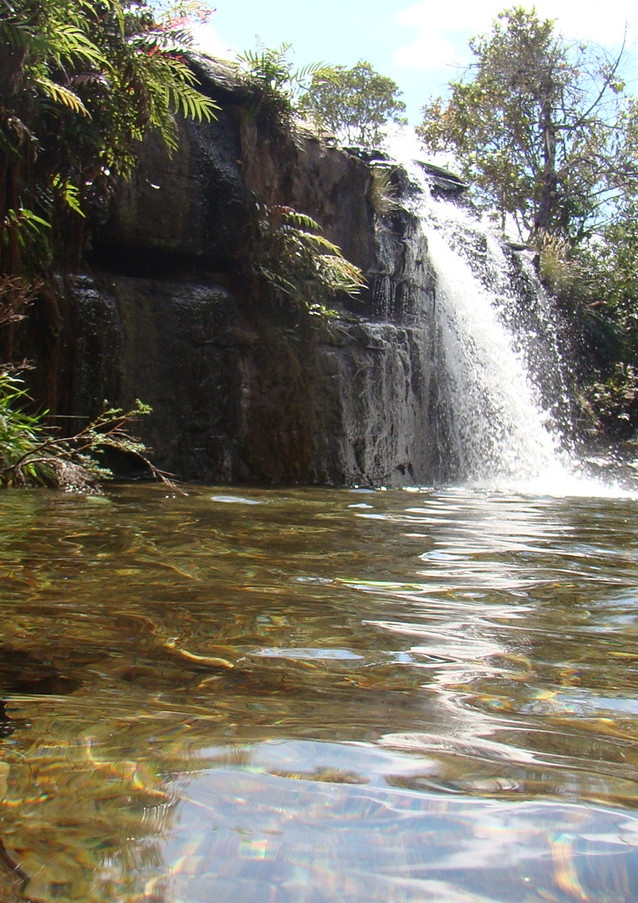 Cachoeira do Moinho