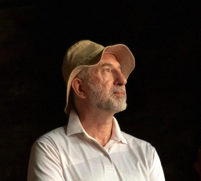 Rabino Joseph Salton, mentor e palestrante do Retiro ao Espírito da Cabalá