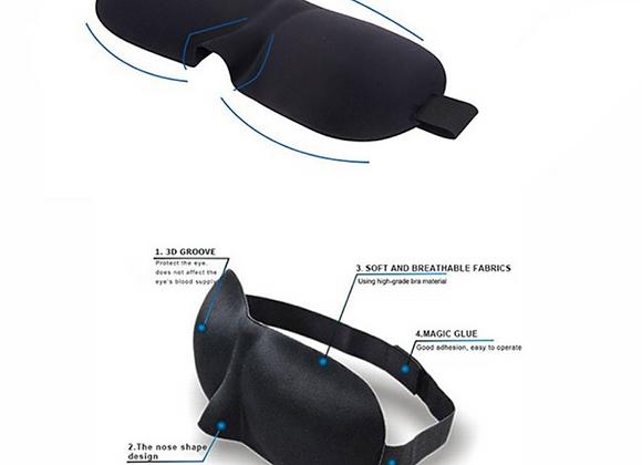 BlackOut 3D Eye Mask
