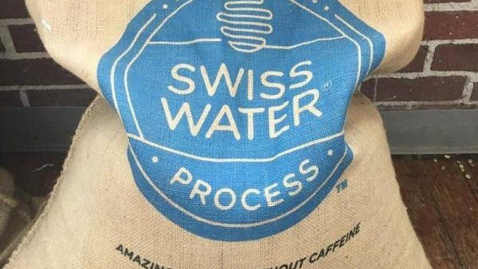 Decaf Sumatra Coffee Swiss Water Process