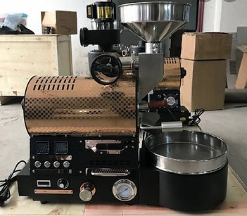 Our Coffee Roaster Used To Freshly Roast All of Our Coffee