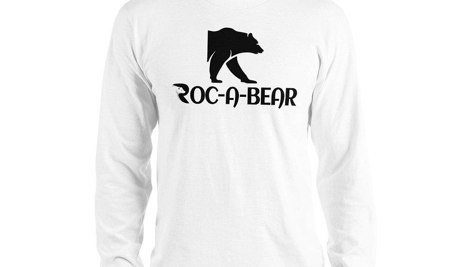 Roc-A-Bear White Long sleeve t-shirt