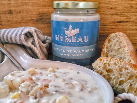 25 février: National Clam Chowder Day