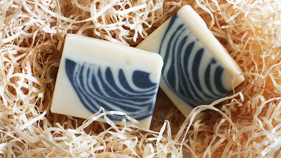 Zebra Handmade Soap
