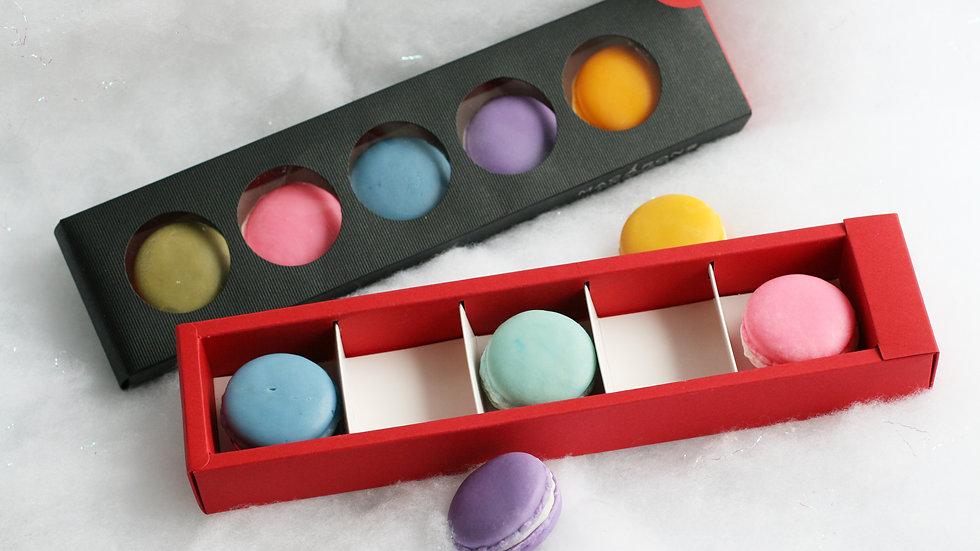Macaron Soap Gift Box