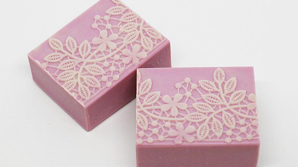 Love Pink Handmade Soap