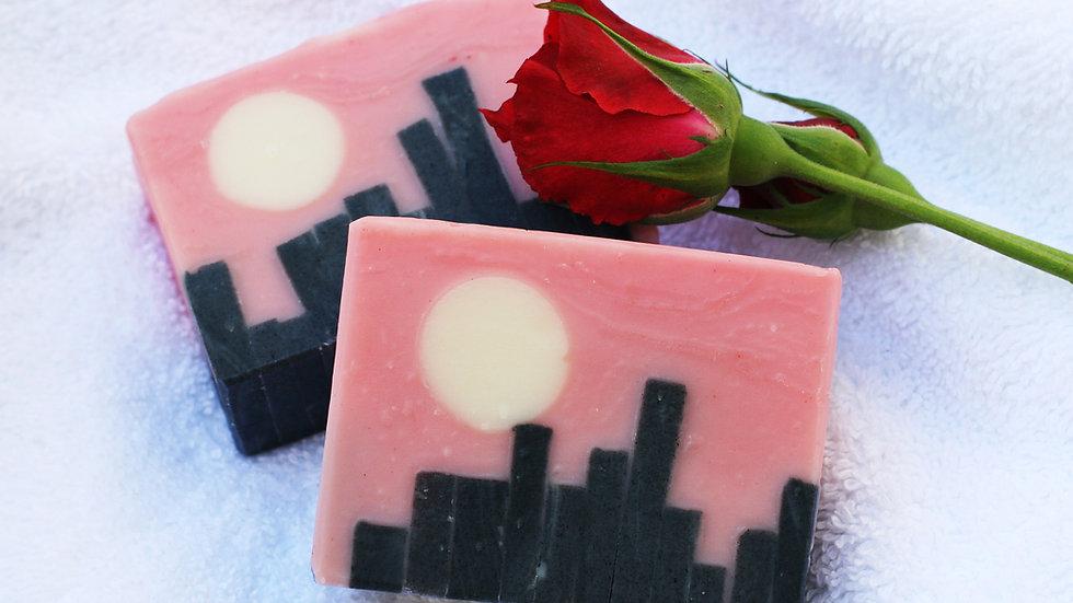Pink Sky Handmade Soap