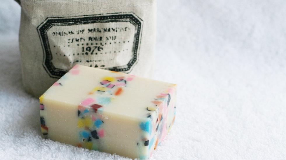 Orange Blossom Handmade Soap