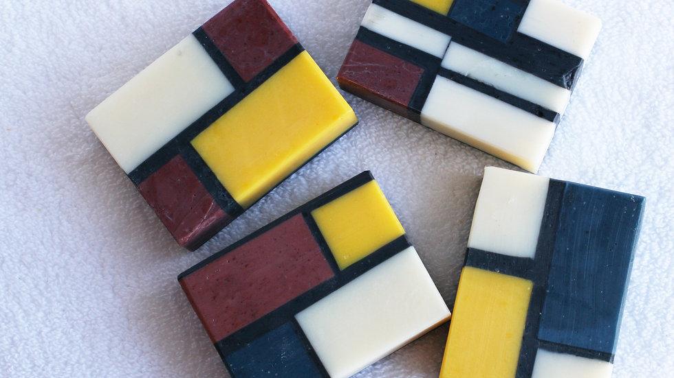 Mondrian Soap