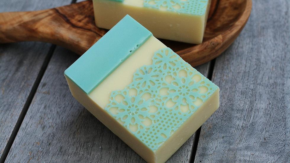 Lace Handmade Soap