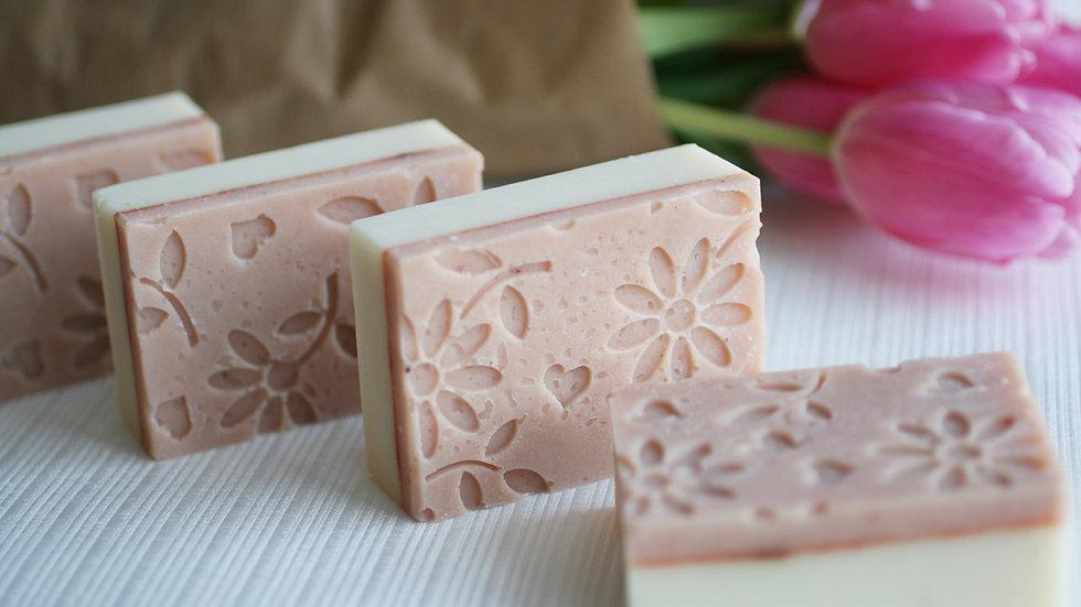 Spring Time Soap