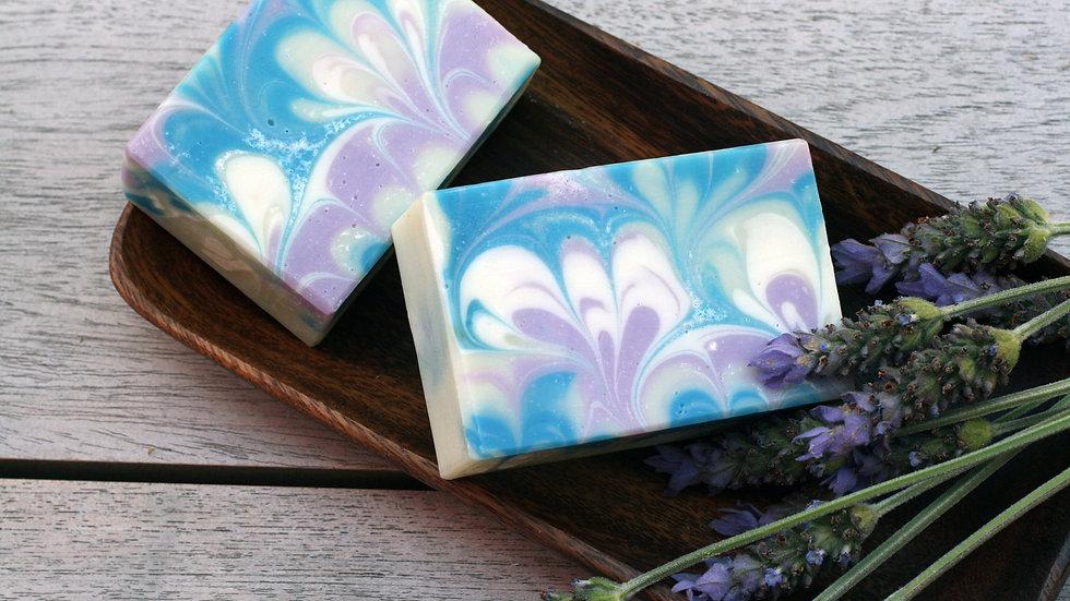 Peacock Handmade Soap