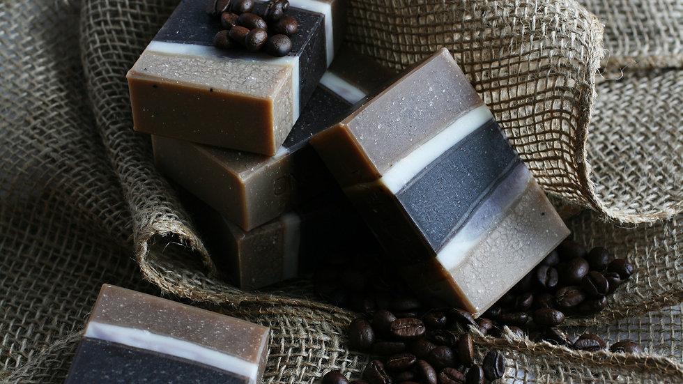 Mocha Coffee Handmade Soap