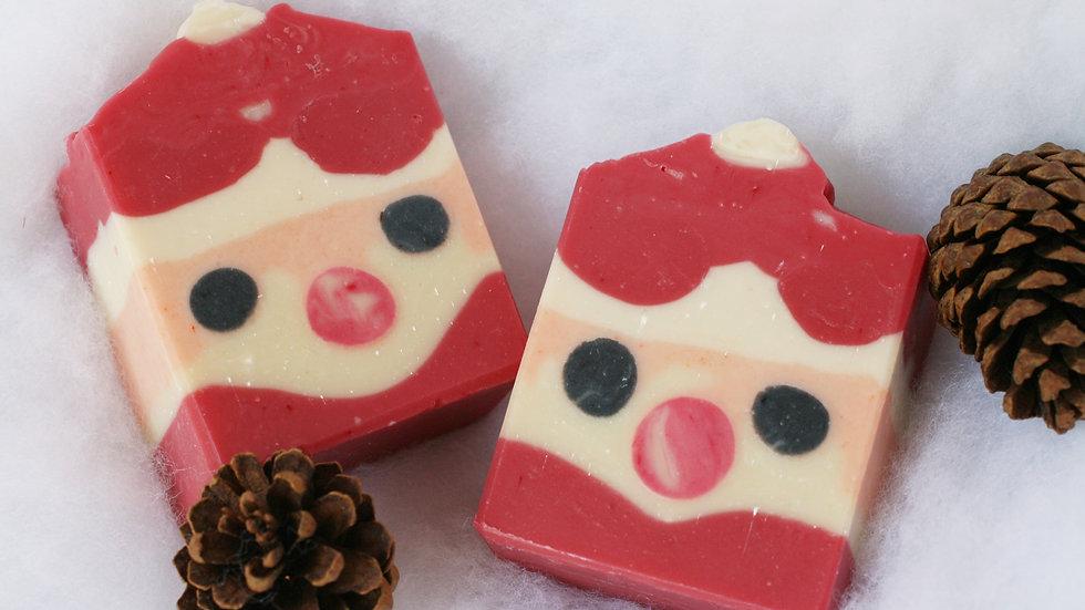 Santa Claus Handmade Soap