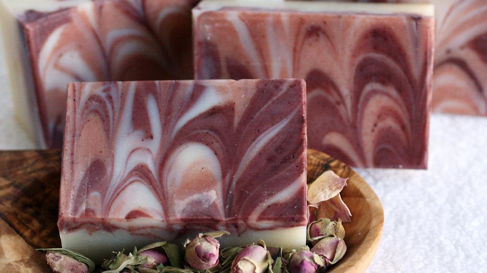 Rose Garden Handmade Soap