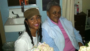 AARP: She Gives Donated Flowers a New Life