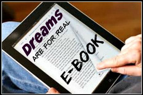 E-book Dreams are for real
