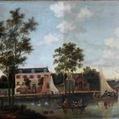 17de eeuws tijdens restauratie