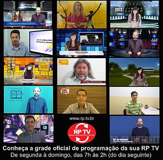 RP TV - primeira do mundo voltada para as Relações Públicas