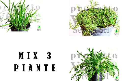 MIX 3   - A SCELTA