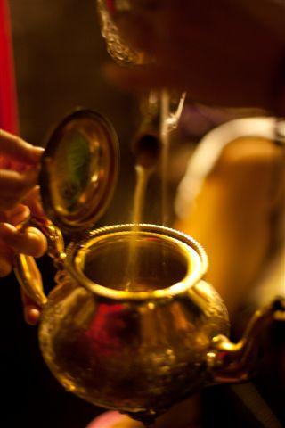 Αντιοξειδωτικό τσάι με δυόσμο