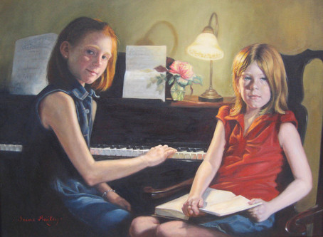 The Real Value of Fine Art Oil Portraits