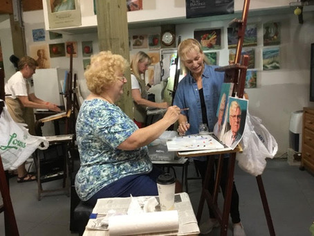 5 Reasons You Should Sign Up for an Art Class RIGHT NOW
