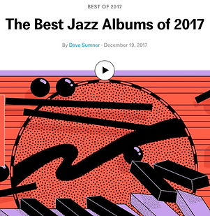 Bandcamp best of 2017