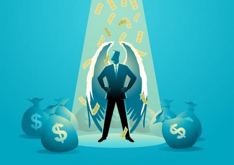 O papel do investidor-anjo em uma startup