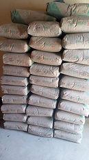Salak MDJ sacs de ciment pour la fabrica