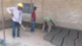Salak MDJ Fabrication des parpaings par