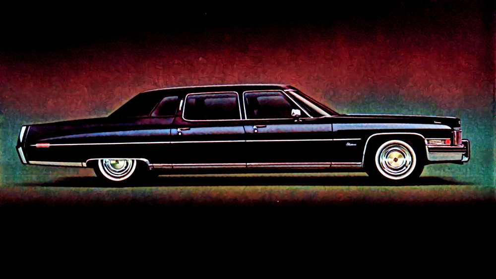 1973 Cadillac Fleetwood Seventy-Five