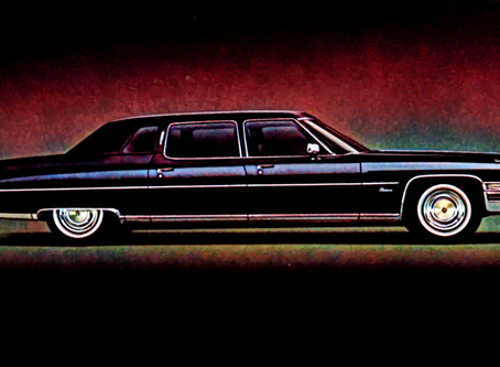 Lyric of the Week: THIS BIG OLD CADILLAC