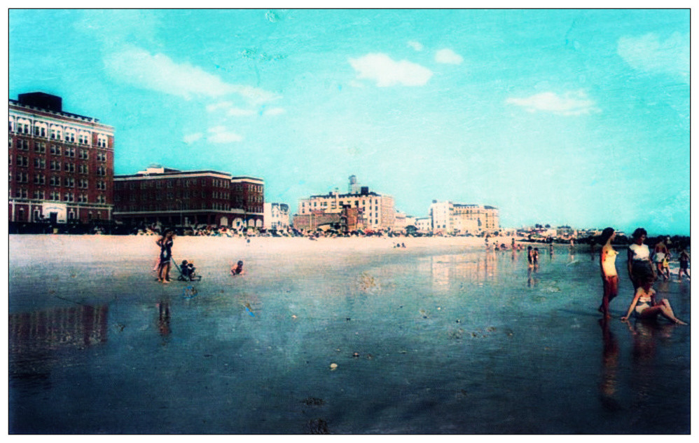 Long Beach like it once was, c.1965