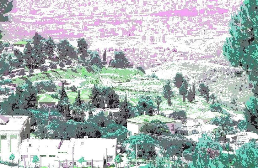 Elon Moreh - Shechem