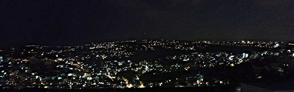 Jerusalem in the wee hours